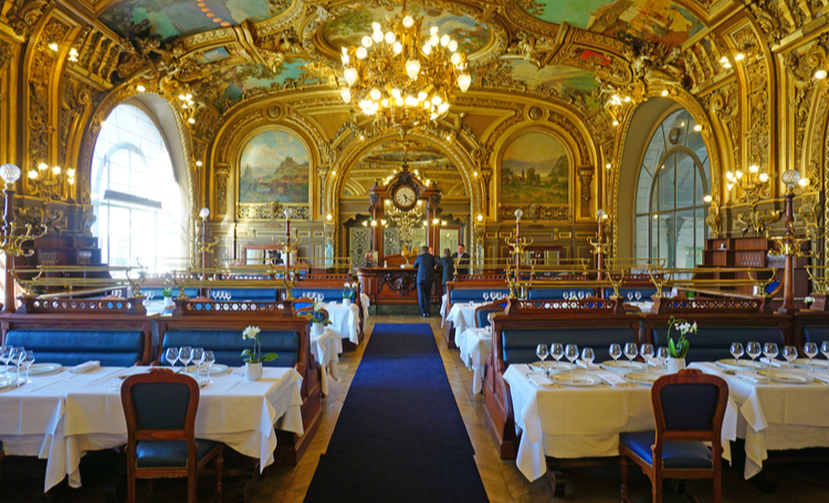 Incríveis restaurantes da Belle Époque em Paris - Construtora Laguna