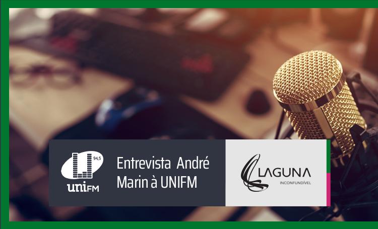 Entrevista do nosso Diretor de Incorporação à UNIFM - Construtora Laguna