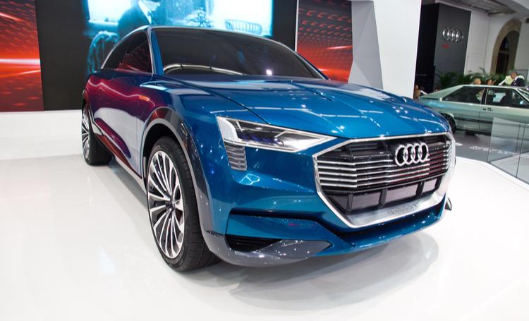 Veículo 100% elétrico da Audi chega ao Brasil - Construtora Laguna