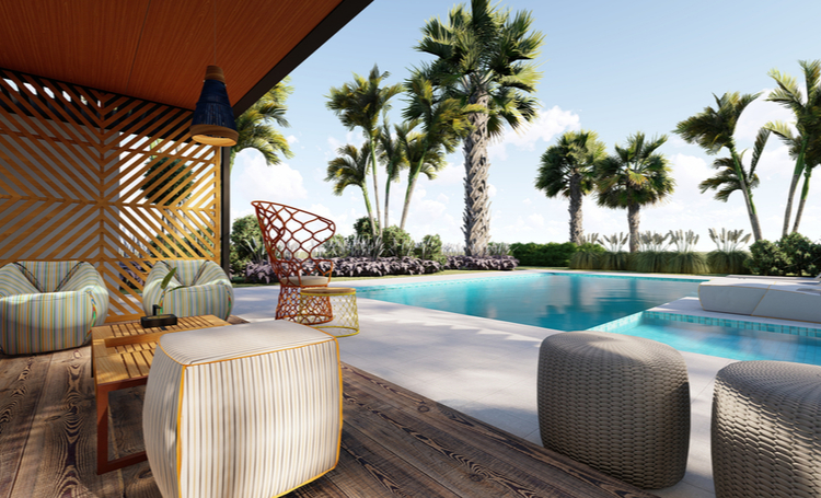 5 móveis que irão transformar sua área externa - Construtora Laguna