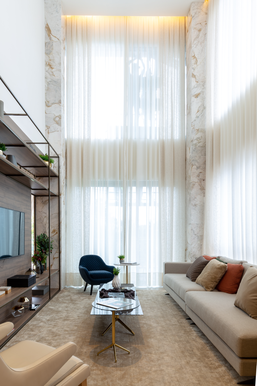 Residências suspensas o espaço de uma casa com a comodidade de um apartamento - Construtora Laguna