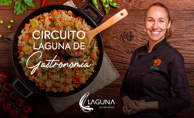 Chef do Quintana Gastronomia preparou uma incrível receita no MAI Terraces - Construtora Laguna
