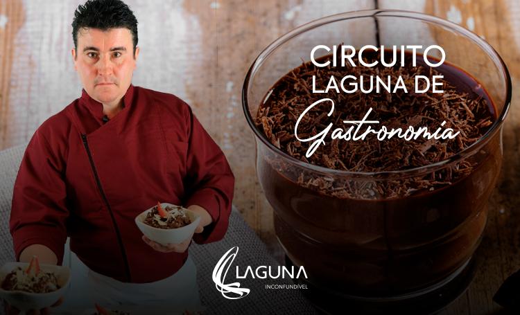 Receita sofisticada de mousse de chocolate por Anderson Fitz - Construtora Laguna