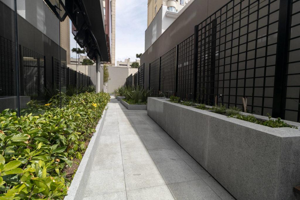 Projeto une moradia, terraço 360º e estufa familiar  - Construtora Laguna