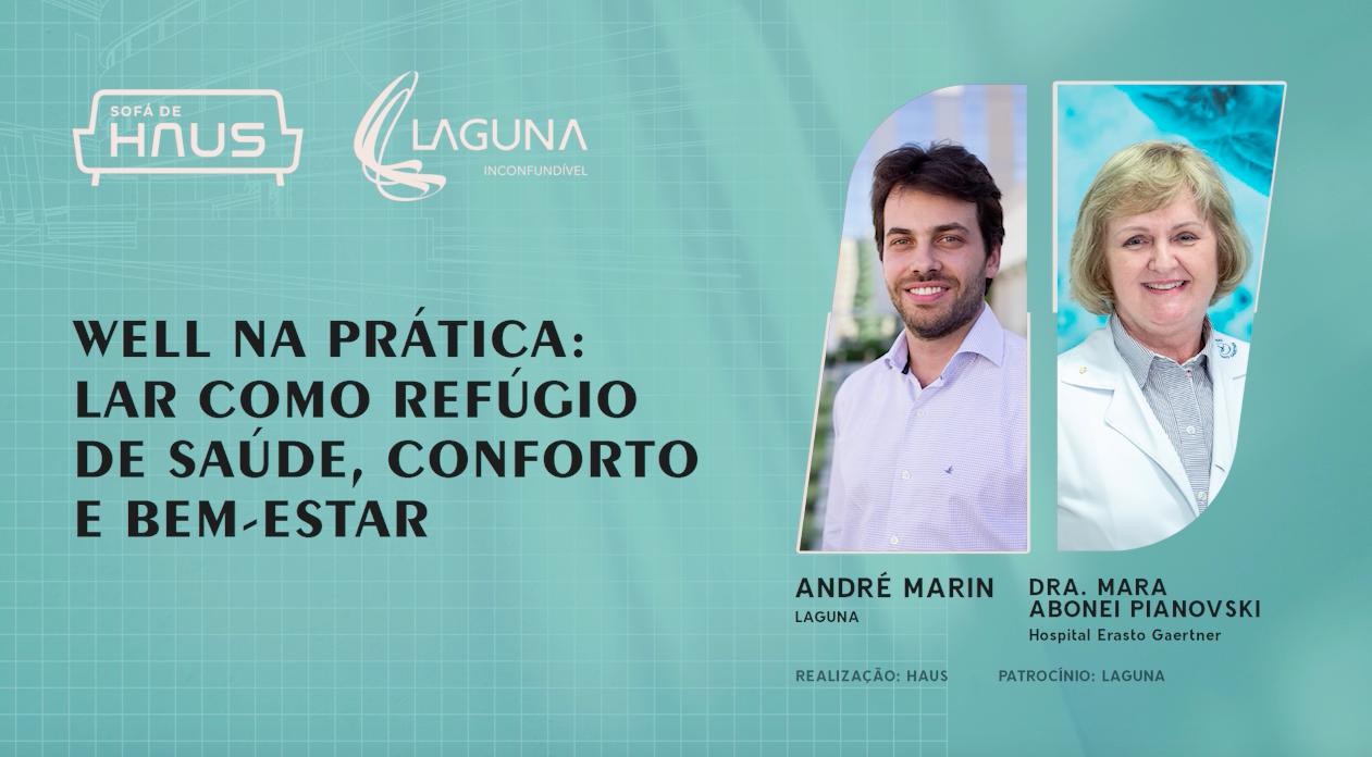Sofá de HAUS: WELL – como funciona na prática a certificação que promete mais qualidade de vida - Construtora Laguna