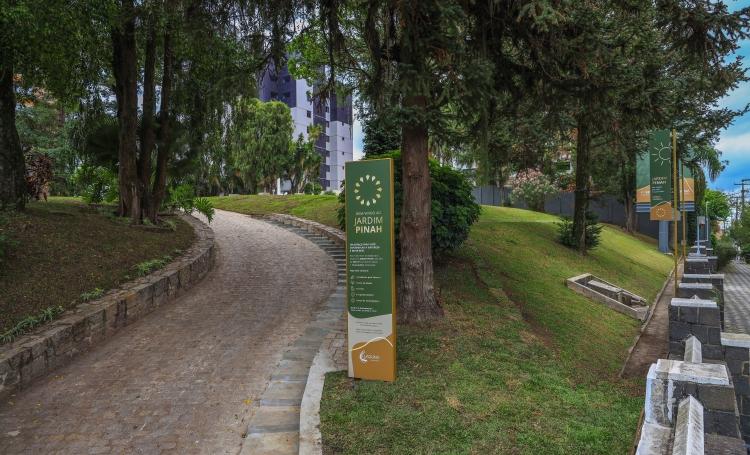 Jardim PINAH - Laguna