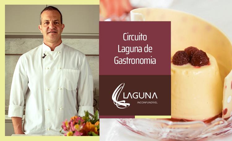 Inconfundível receita de bavaroise de baunilha do chef Dudu Crema - Construtora Laguna