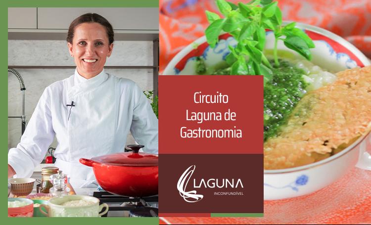 Surpreendente receita da chef Andrea Vieira - Construtora Laguna