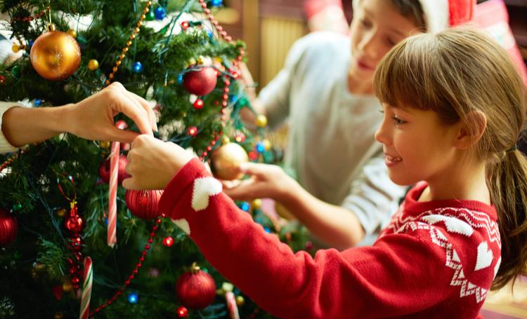 Árvore de Natal - Construtora e Incorporadora Laguna