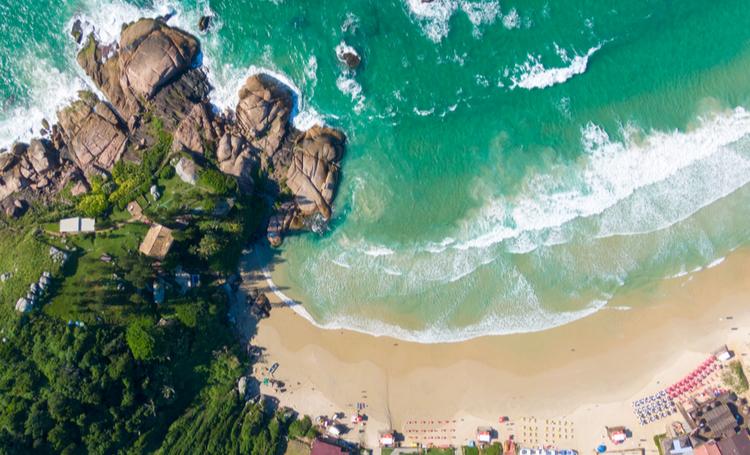 Praia de Florianópolis