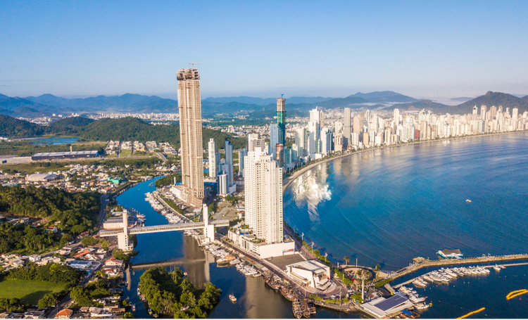 Conheça os prédios mais altos do Brasil - Construtora Laguna