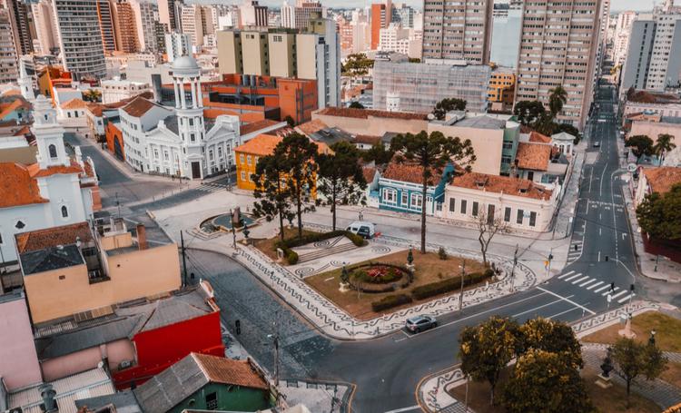 Curitiba, melhor capital do Brasil