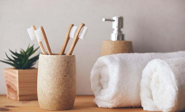Escova de bambu sustentável – LAGUNA