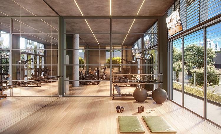 foto da sala multifuncional do Pinah - LAGUNA