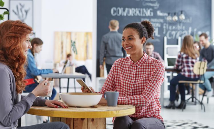 Como será o convívio em offices no futuro